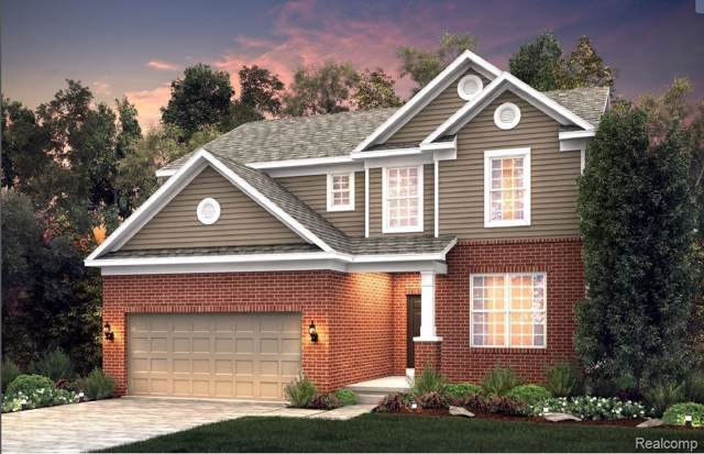 21278 Calabrese Dr, South Lyon Cmty, MI 48178 (MLS #R2200006477) :: Berkshire Hathaway HomeServices Snyder & Company, Realtors®