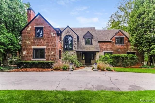 49 Lone Pine Rd, Bloomfield Hills, MI 48304 (MLS #R2200006533) :: Berkshire Hathaway HomeServices Snyder & Company, Realtors®