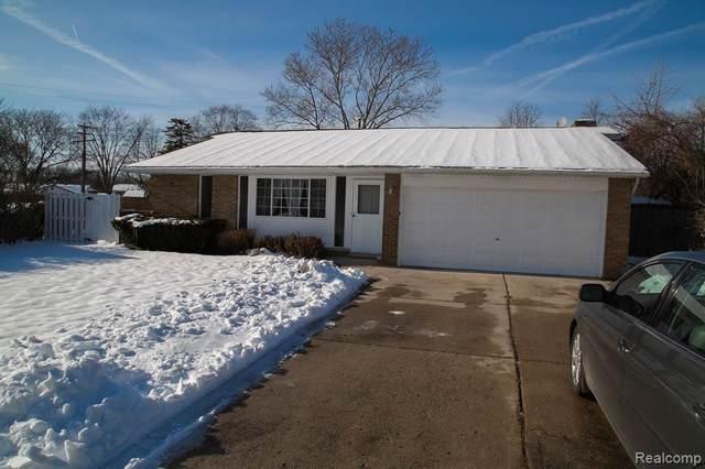 29379 Mcdonnell Crt, Southfield, MI 48076 (MLS #R2200006565) :: Berkshire Hathaway HomeServices Snyder & Company, Realtors®