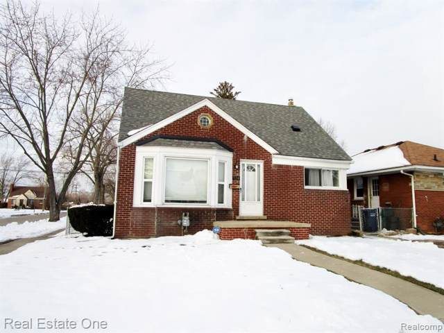 724 Winchester Ave, Lincoln Park, MI 48146 (MLS #R2200006603) :: Berkshire Hathaway HomeServices Snyder & Company, Realtors®