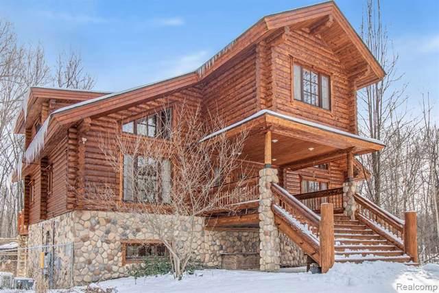 3861 Dartmouth Rd, Oxford, MI 48371 (MLS #R2200006777) :: Berkshire Hathaway HomeServices Snyder & Company, Realtors®