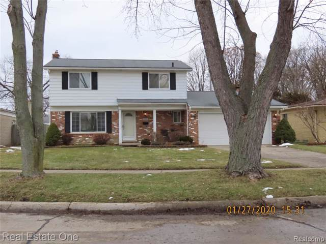12227 Mair Dr, Sterling Heights, MI 48313 (MLS #R2200007051) :: Berkshire Hathaway HomeServices Snyder & Company, Realtors®