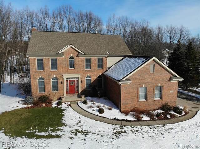 11416 Fawn Valley Trl, Fenton, MI 48430 (MLS #R2200008149) :: Berkshire Hathaway HomeServices Snyder & Company, Realtors®