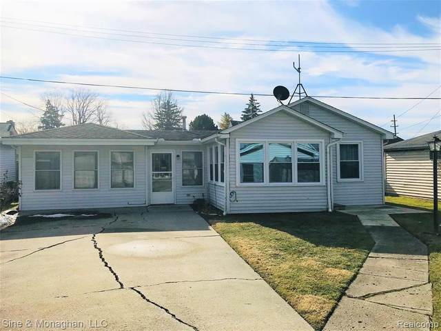 435 Little Ave, Realcomp Out Of Area, MI 48039 (MLS #R2200008261) :: Berkshire Hathaway HomeServices Snyder & Company, Realtors®