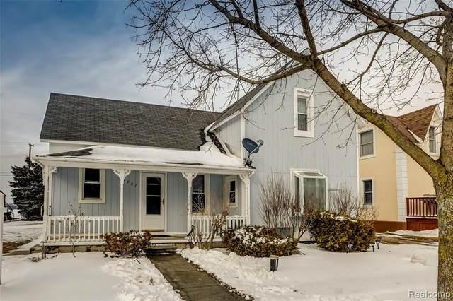 4867 Main Rd, Applegate, MI 48401 (MLS #R2200009365) :: Berkshire Hathaway HomeServices Snyder & Company, Realtors®