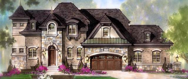 0 Overbrook, Bloomfield Hills, MI 48302 (MLS #R2200010864) :: Berkshire Hathaway HomeServices Snyder & Company, Realtors®