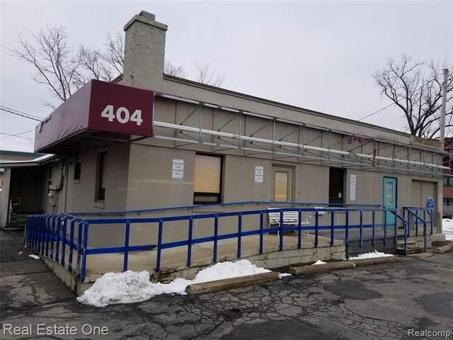 404 W Liberty St, Ann Arbor, MI 48103 (MLS #R2200011261) :: Berkshire Hathaway HomeServices Snyder & Company, Realtors®