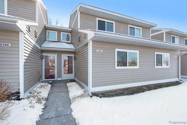 2144 Stone School Cir, Ann Arbor, MI 48108 (MLS #R2200011799) :: Berkshire Hathaway HomeServices Snyder & Company, Realtors®