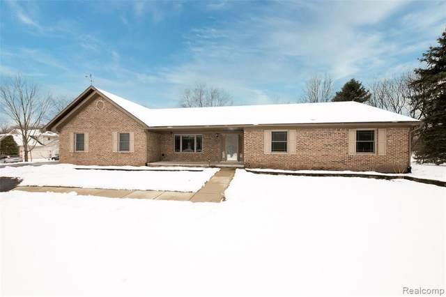 3963 Warren Crt, Ann Arbor, MI 48105 (MLS #R2200011937) :: Berkshire Hathaway HomeServices Snyder & Company, Realtors®