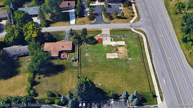 7916 Ortonville, Glr Out Of Area, MI 48348 (MLS #R2200011976) :: Berkshire Hathaway HomeServices Snyder & Company, Realtors®