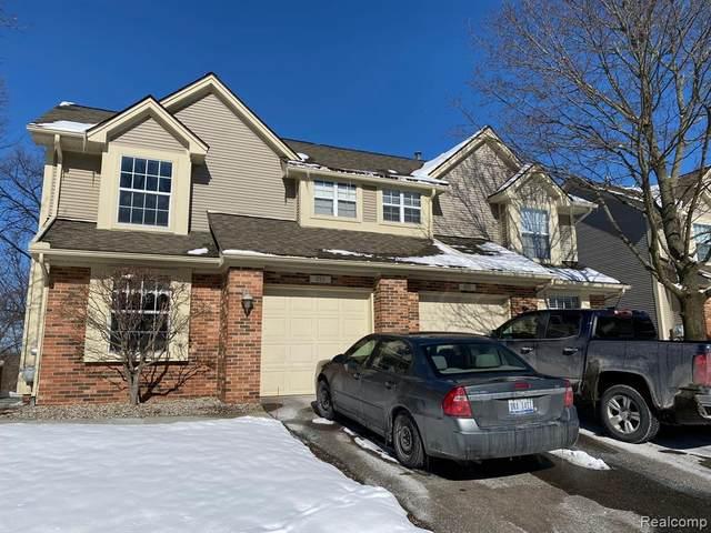 893 Whisperwood Trl, Fenton, MI 48430 (MLS #R2200012346) :: Berkshire Hathaway HomeServices Snyder & Company, Realtors®