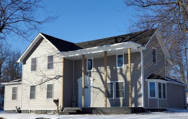 6542 Marlette St, Marlette, MI 48453 (MLS #R2200012411) :: Berkshire Hathaway HomeServices Snyder & Company, Realtors®