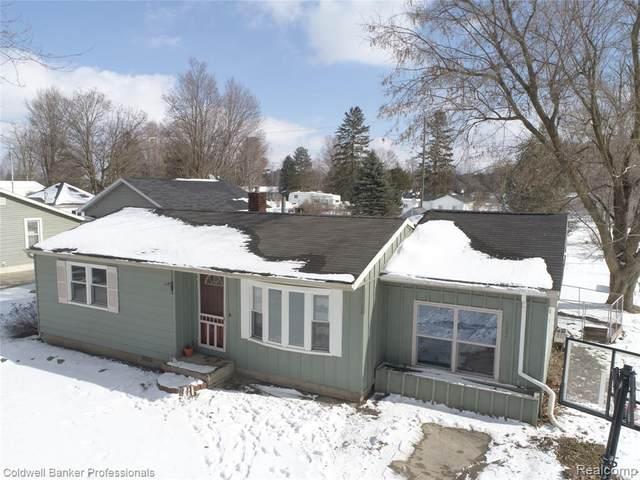 9221 Foster St, Fostoria, MI 48435 (MLS #R2200012689) :: Berkshire Hathaway HomeServices Snyder & Company, Realtors®