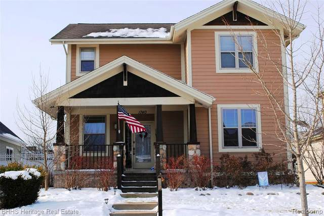 1740 Town Commons Dr, Howell, MI 48855 (MLS #R2200012748) :: Berkshire Hathaway HomeServices Snyder & Company, Realtors®
