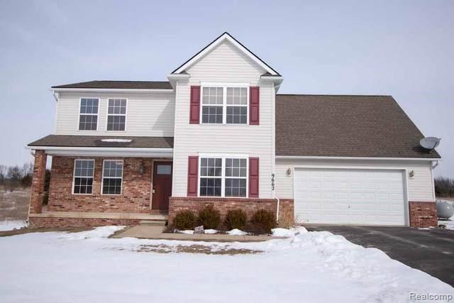 9662 Iosco Ridge Dr, Gregory, MI 48137 (MLS #R2200012884) :: Berkshire Hathaway HomeServices Snyder & Company, Realtors®
