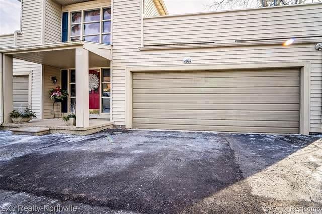 8365 Colony Dr, Grosse Ile, MI 48138 (MLS #R2200012912) :: Berkshire Hathaway HomeServices Snyder & Company, Realtors®