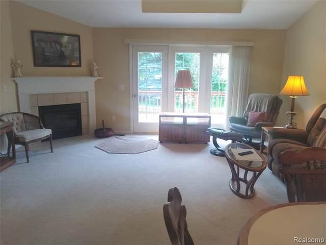 1860 Genoa Cir, Howell, MI 48843 (MLS #R2200013171) :: Berkshire Hathaway HomeServices Snyder & Company, Realtors®