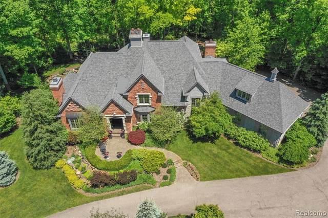 7868 Holcomb Rd, Clarkston, MI 48348 (MLS #R2200013338) :: Berkshire Hathaway HomeServices Snyder & Company, Realtors®