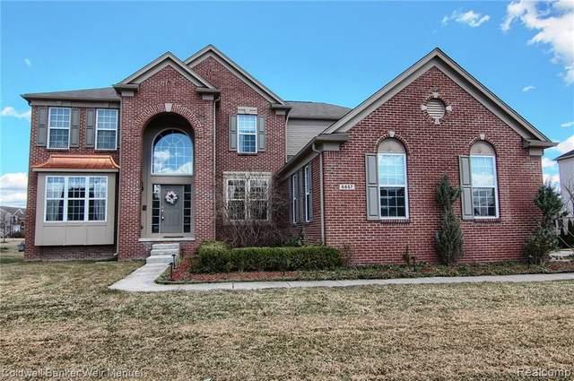 6857 Lakeway St, Ypsilanti, MI 48197 (MLS #R2200013430) :: Berkshire Hathaway HomeServices Snyder & Company, Realtors®