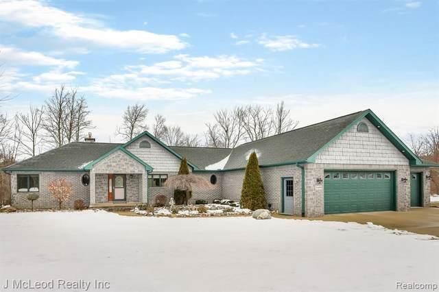 3466 Sanilac Rd W, Vassar, MI 48768 (MLS #R2200013845) :: Berkshire Hathaway HomeServices Snyder & Company, Realtors®