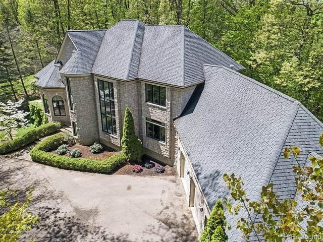 6723 College Park Dr, Clarkston, MI 48346 (MLS #R2200014008) :: Berkshire Hathaway HomeServices Snyder & Company, Realtors®