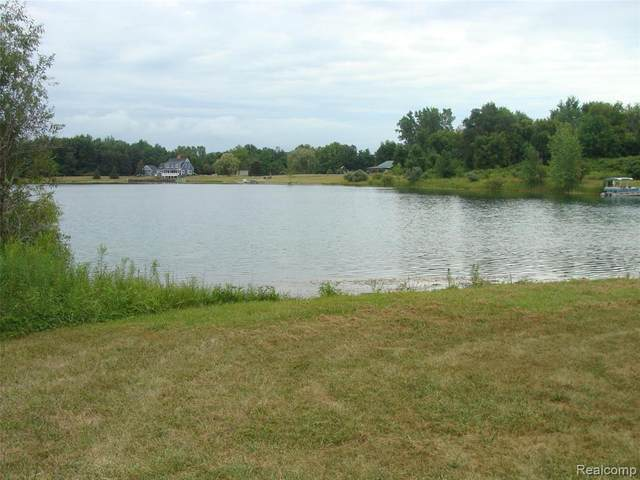 0 Hunters Creek, Imlay City, MI 48444 (MLS #R2200014119) :: Berkshire Hathaway HomeServices Snyder & Company, Realtors®