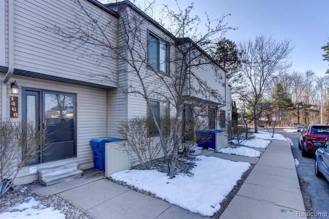 1466 Ward St, Fenton, MI 48430 (MLS #R2200014124) :: Berkshire Hathaway HomeServices Snyder & Company, Realtors®