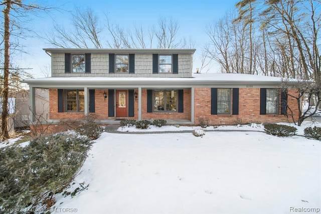 8291 Fawn Valley Cir, Clarkston, MI 48348 (MLS #R2200014284) :: Berkshire Hathaway HomeServices Snyder & Company, Realtors®
