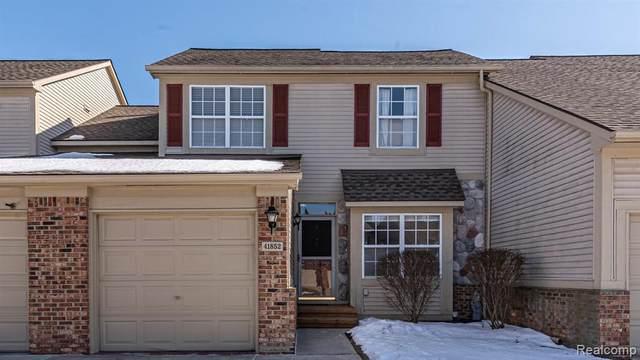 41852 Cantebury Dr, Novi, MI 48377 (MLS #R2200014294) :: Berkshire Hathaway HomeServices Snyder & Company, Realtors®