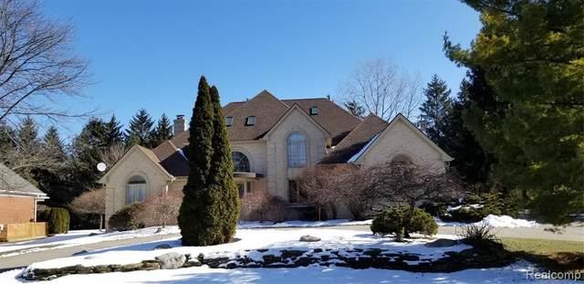 4539 River Trl, Bloomfield Hills, MI 48301 (MLS #R2200014330) :: Berkshire Hathaway HomeServices Snyder & Company, Realtors®