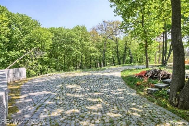 1710 Hillwood, Bloomfield Hills, MI 48304 (MLS #R2200014500) :: Berkshire Hathaway HomeServices Snyder & Company, Realtors®