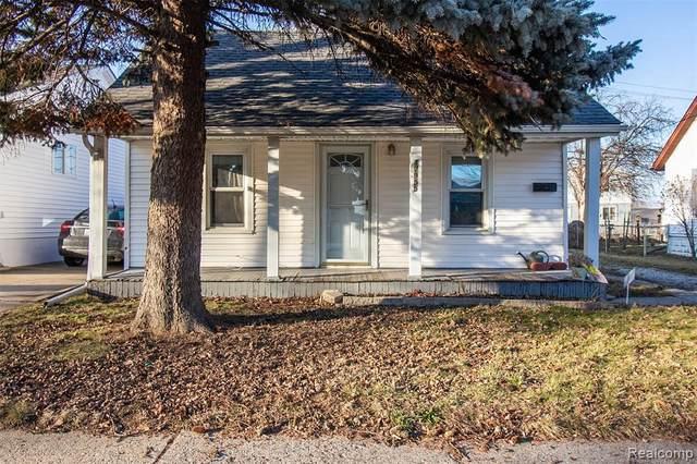 17955 Bayne St, Roseville, MI 48066 (MLS #R2200014728) :: Berkshire Hathaway HomeServices Snyder & Company, Realtors®