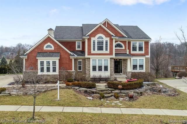 5736 Strawberry Cir, Commerce, MI 48382 (MLS #R2200014762) :: Berkshire Hathaway HomeServices Snyder & Company, Realtors®