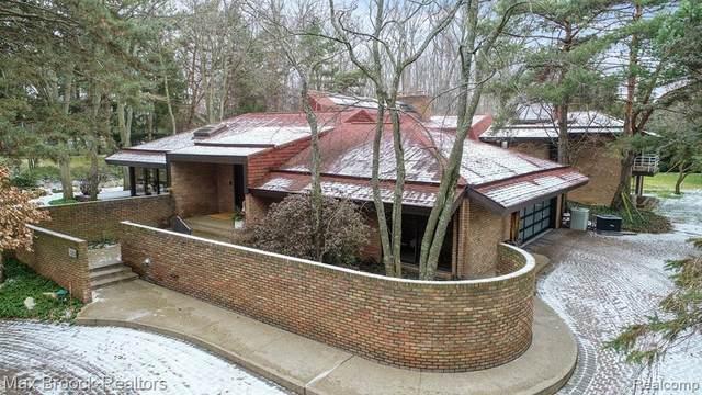 530 Haverhill Rd, Bloomfield Hills, MI 48304 (MLS #R2200015145) :: Berkshire Hathaway HomeServices Snyder & Company, Realtors®
