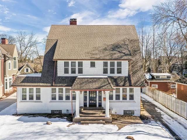 935 Southfield Rd, Birmingham, MI 48009 (MLS #R2200015409) :: Berkshire Hathaway HomeServices Snyder & Company, Realtors®