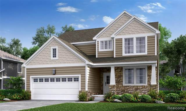 6493 Hawthorne Ave, Ypsilanti, MI 48197 (MLS #R2200019116) :: Berkshire Hathaway HomeServices Snyder & Company, Realtors®