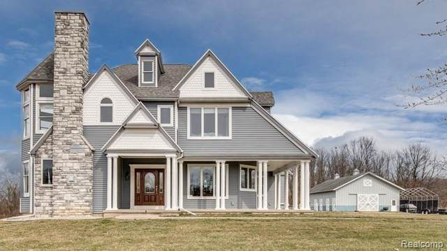 20201 F Drive S, Marshall, MI 49068 (MLS #R2200023840) :: Berkshire Hathaway HomeServices Snyder & Company, Realtors®
