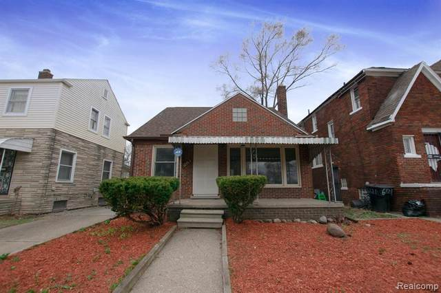 12933 Dwyer St, Hamtramck, MI 48212 (MLS #R2200024826) :: Berkshire Hathaway HomeServices Snyder & Company, Realtors®