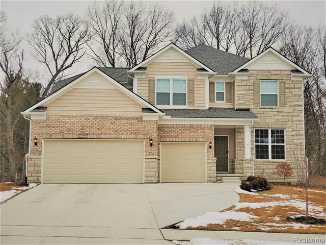 520 Arlington Dr, Saline, MI 48176 (MLS #R2200024847) :: Berkshire Hathaway HomeServices Snyder & Company, Realtors®
