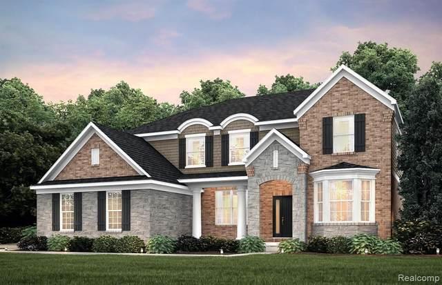 3438 Kingsdale Blvd, Lake Orion, MI 48360 (MLS #R2200024864) :: Berkshire Hathaway HomeServices Snyder & Company, Realtors®