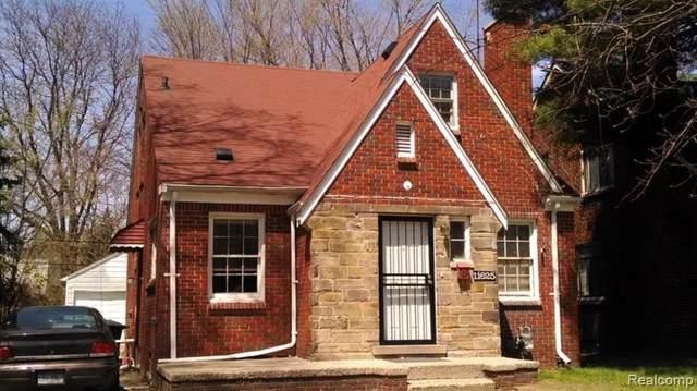11625 Duchess St, Detroit, MI 48224 (MLS #R2200024866) :: Berkshire Hathaway HomeServices Snyder & Company, Realtors®