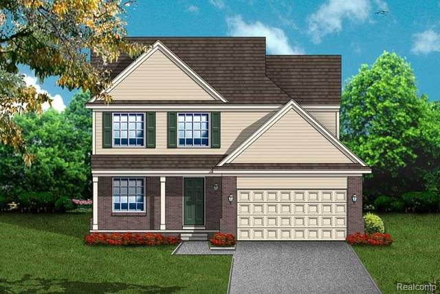 20059 Granger Dr, Brownstown, MI 48174 (MLS #R2200024880) :: Berkshire Hathaway HomeServices Snyder & Company, Realtors®