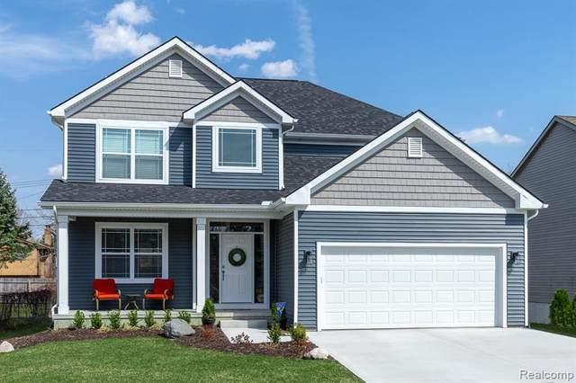 319 Hidden River  E, Holly, MI 48442 (MLS #R2200025409) :: Berkshire Hathaway HomeServices Snyder & Company, Realtors®