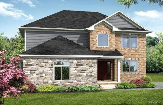 5467 Morgan Lake Dr, Bal Of Oakland, MI 48348 (MLS #R2200025411) :: Berkshire Hathaway HomeServices Snyder & Company, Realtors®