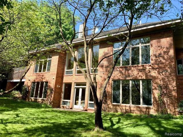 5240 Pheasant Trl, Ann Arbor, MI 48105 (MLS #R2200029401) :: Berkshire Hathaway HomeServices Snyder & Company, Realtors®