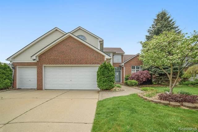 15098 Sylvia Crt, Sterling Heights, MI 48312 (MLS #R2200030543) :: Berkshire Hathaway HomeServices Snyder & Company, Realtors®