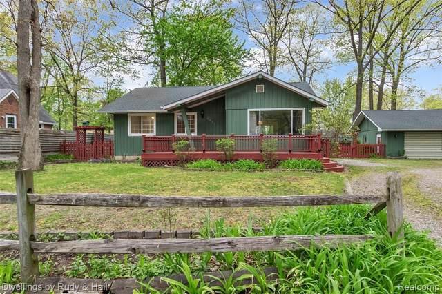 1623 Odette St, Hartland, MI 48353 (MLS #R2200032411) :: Berkshire Hathaway HomeServices Snyder & Company, Realtors®
