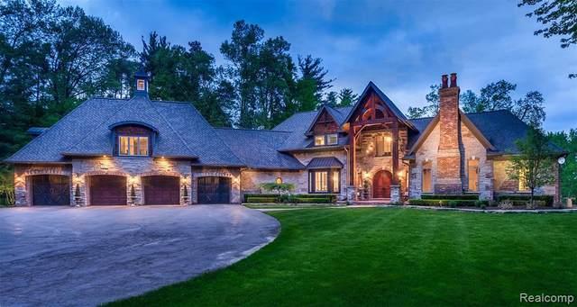 9500 White Rd, Linden, MI 48451 (MLS #R2200032789) :: Berkshire Hathaway HomeServices Snyder & Company, Realtors®