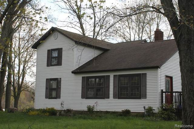 11089 4 Mile Rd, Battle Creek, MI 49015 (MLS #R2200033047) :: Berkshire Hathaway HomeServices Snyder & Company, Realtors®