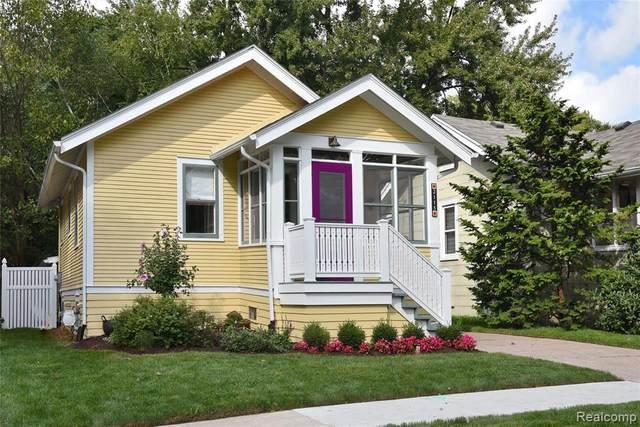 2115 N Washington Ave, Royal Oak, MI 48073 (MLS #R2200033075) :: Berkshire Hathaway HomeServices Snyder & Company, Realtors®
